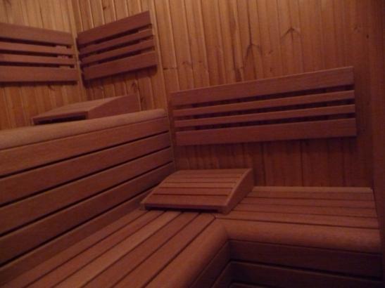 Sauna uscată din lemn thermowood | Saune